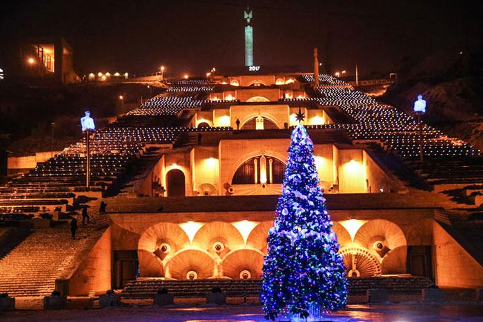 армянские новогодние прикольные фото выбор